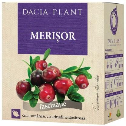 Ceai de merisor 50g Dacia Plant