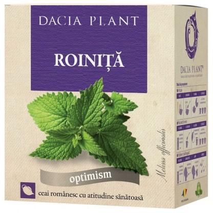 Ceai de roinita 50g Dacia Plant