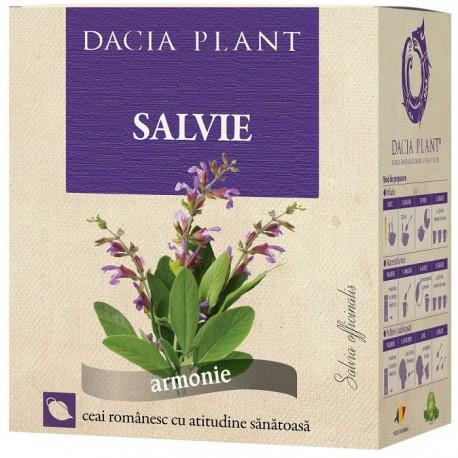 Ceai de salvie 50g Dacia Plant