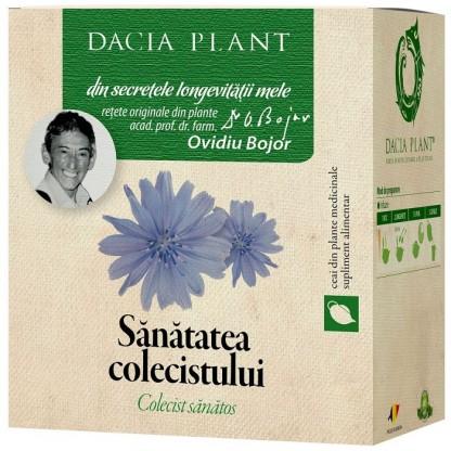 Ceai pt sanatatea colecistului 50g Dacia Plant