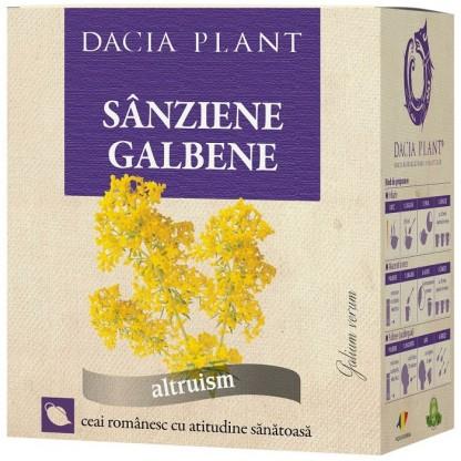 Ceai de sanziene galbene 50g Dacia Plant