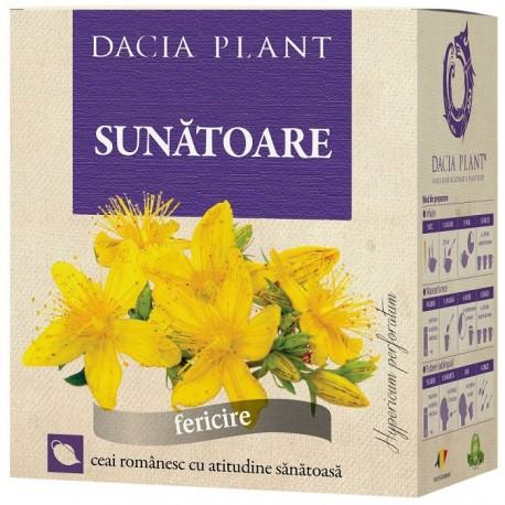 Ceai de sunatoare 50g Dacia Plant