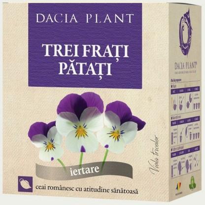 Ceai de trei frati patati 50g Dacia Plant
