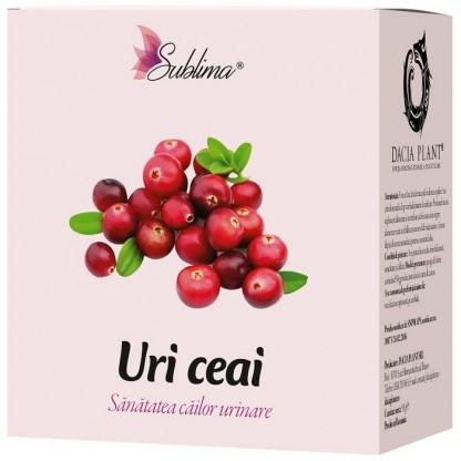 Ceai Uri (sanatatea cailor urinare) 50g Dacia Plant