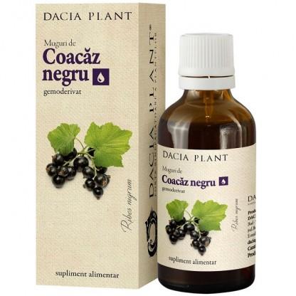 Muguri de Coacaz Negru Gemoderivat 50ml Dacia Plant