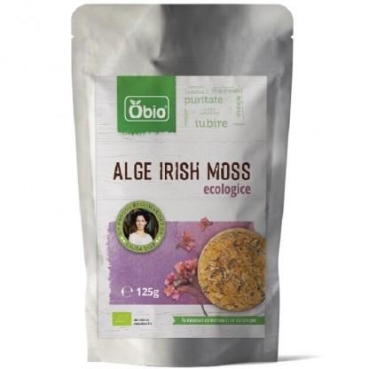 Alge irish moss raw bio 125g Obio