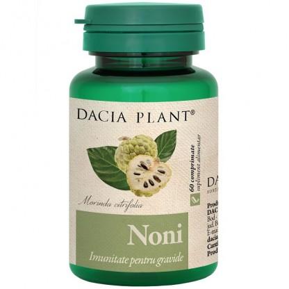 Noni (imunitate pt gravide) 60 comprimate Dacia Plant