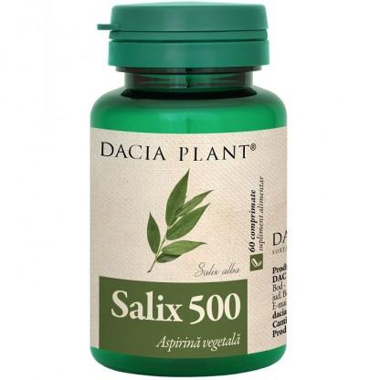 Salix 500 (aspirina vegetala) 60 comprimate Dacia Plant