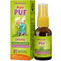 Pufy Puf Salvie spray (calmeaza durerile de gat) 20ml Dacia Plant