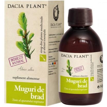 Sirop muguri de brad 200ml Dacia Plant