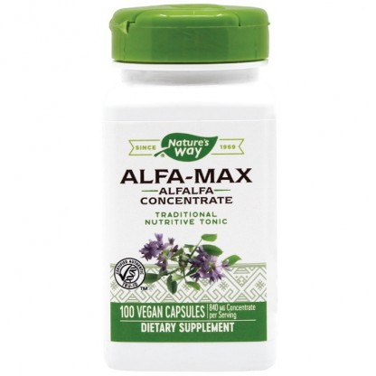 Alfa-Max 100 capsule vegetale Nature's Way