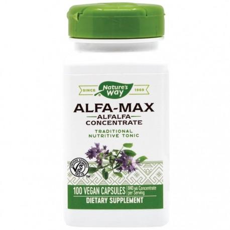 Alfa-Max 100 capsule vegetale Nature's Way