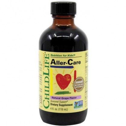 Aller-Care (reduce reactiile alergice) 118.5ml Childlife Essentials