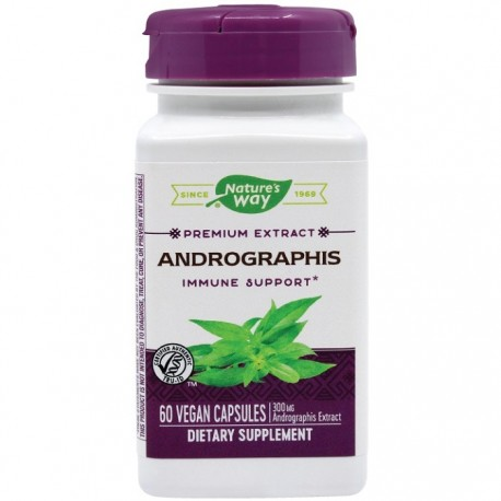 Andrographis SE 60 capsule vegetale Nature's Way