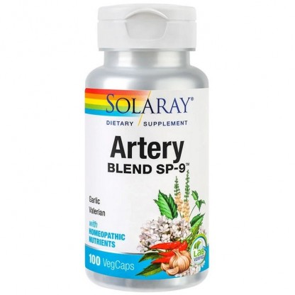 Artery Blend SP-9 100 capsule vegetale Solaray