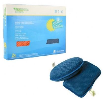 Ecosponge pentru curatare fara detergent, pachet x 2 Irisana