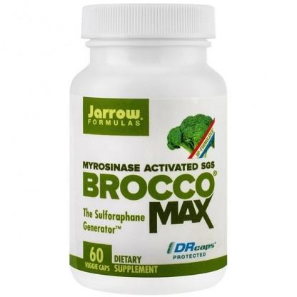 BroccoMax 60 capsule vegetale (DRcaps) Jarrow Formulas