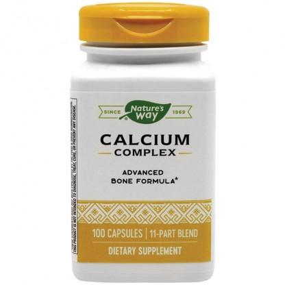 Calcium Complex Bone Formula 100 capsule Nature's Way