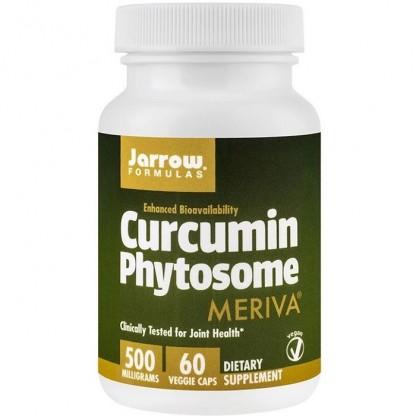 Curcumin Phytosome 500mg 60 capsule vegetale Jarrow Formulas