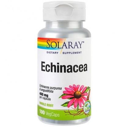 Echinacea 100 capsule vegetale Solaray