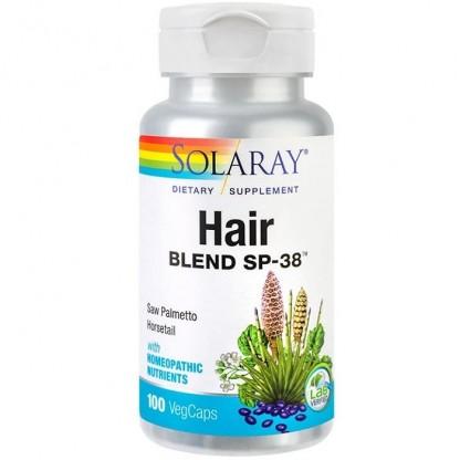 Hair Blend 100 capsule vegetale Solaray