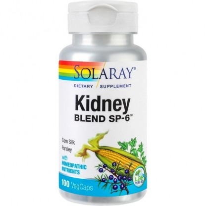 Kidney Blend 100 capsule vegetale Solaray