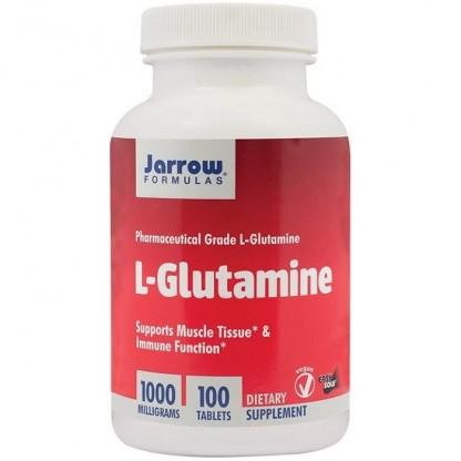 L-Glutamine 1000mg 100 tablete Easy-Solv Jarrow Formulas