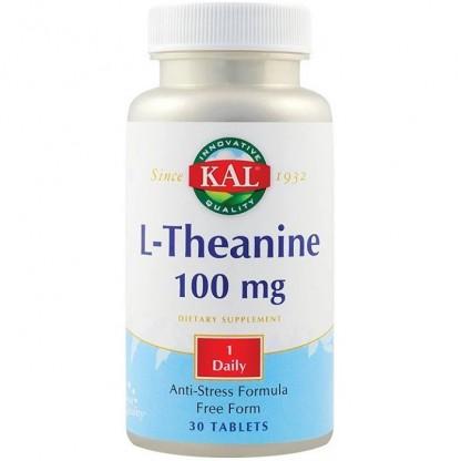 L-Theanine 100mg 30 tablete ActivTab Kal