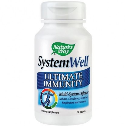 SystemWell Ultimate Immunity 30 tablete filmate Nature's Way