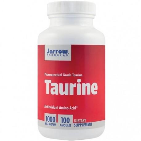 Taurine 1000mg 100 capsule Jarrow Formulas