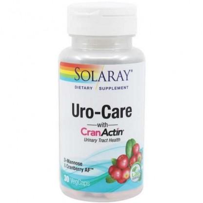Uro-Care with CranActin 30 capsule vegetale Solaray