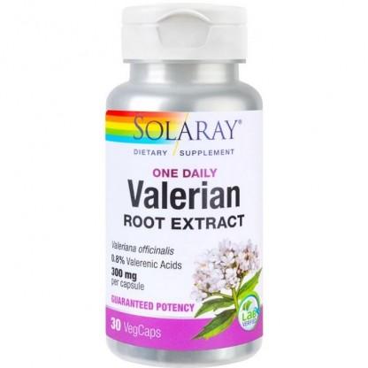 Valeriana 30 capsule vegetale Solaray
