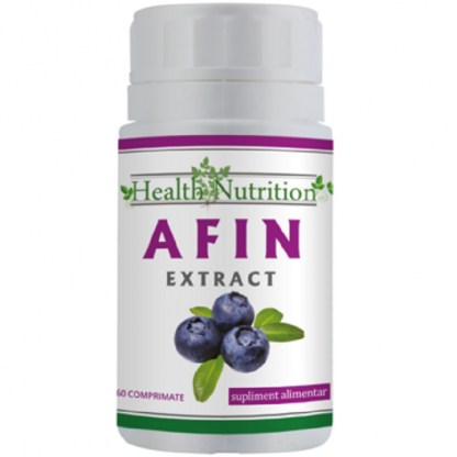 Afin Extract 60 comprimate Health Nutrition