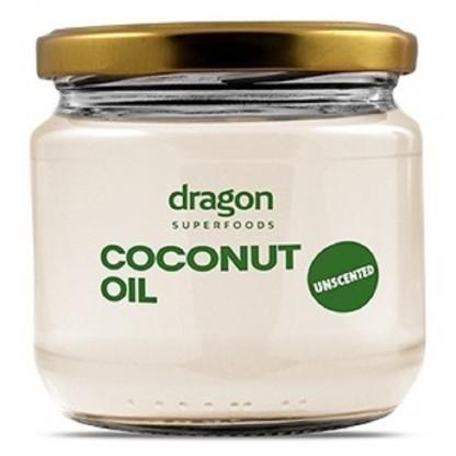 Ulei de cocos dezodorizat bio 300 ml Dragon Superfood