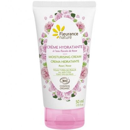 Crema hidratanta cu trandafiri 50ml Fleurance Nature