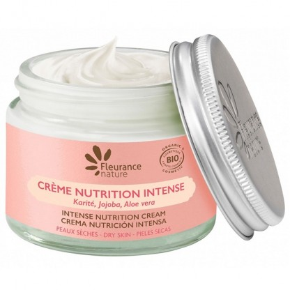 Crema intens nutritiva 50ml Fleurance Nature