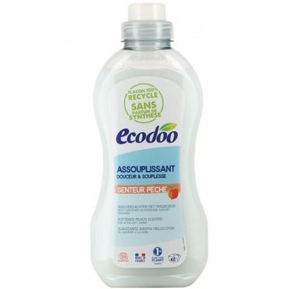 Balsam de rufe BIO cu miros de piersici 1000 ml Ecodoo