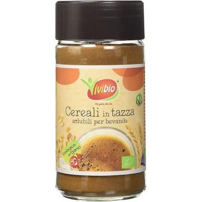 Mix instant din cereale bio (substitut cafea solubilă) vegan 100g Vivibio