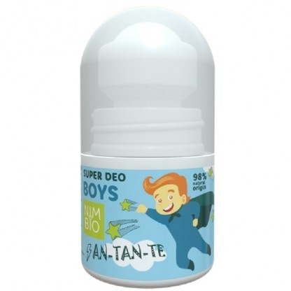 Deodorant natural pentru copii An-Tan-Te 30ml Nimbio