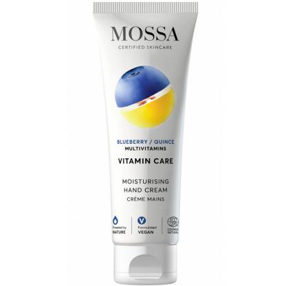 Vitamin Care Crema de maini hidratanta 75ml Mossa Organic