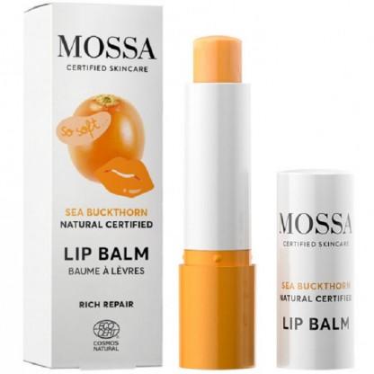 Balsam de buze cu catina Rich Repair 4g Mossa Organic