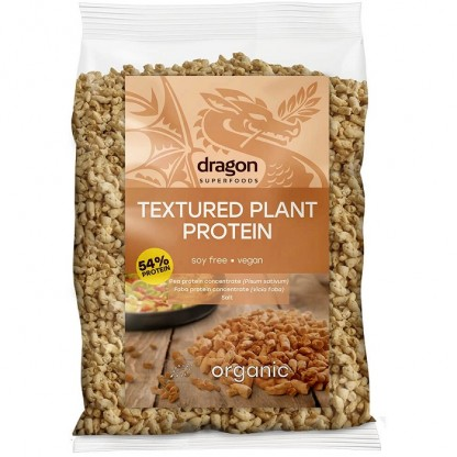 Granule vegane proteice bio 250g Dragon Superfoods