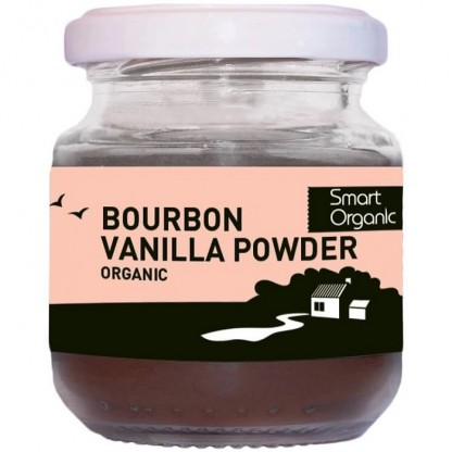 Vanilie de Bourbon pudra bio 15g Smart Organic