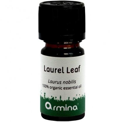 Ulei esential de dafin (laurus nobilis) pur bio 5ml Armina