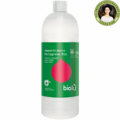 Balsam de rufe cu rodie, ecologic 1L Biolu
