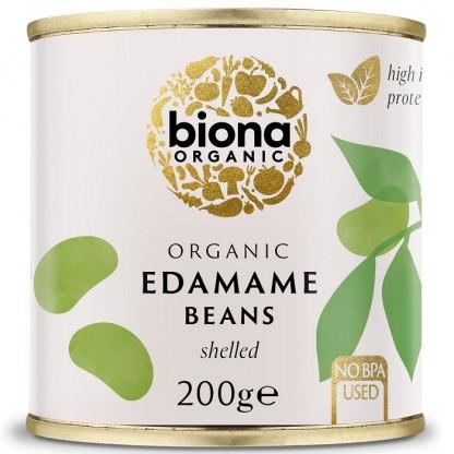 Edamame (pastai de soia tinere) BIO 200g Biona