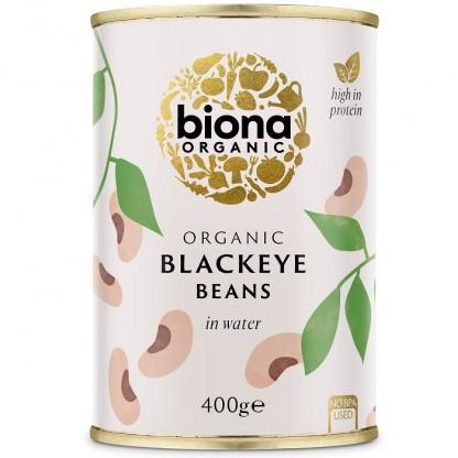 Fasole blackeye (ochi negru) BIO 400g Biona