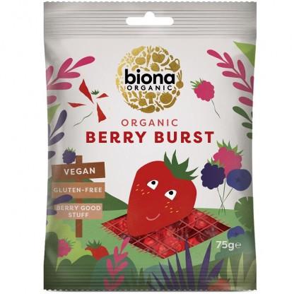 Jeleuri berry burst BIO 75g Biona