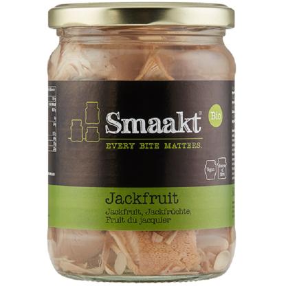 Jackfruit bio 500g Smaakt