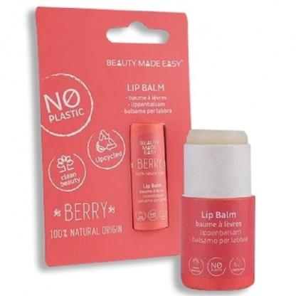 Balsam de buze Berry, zero plastic 6 g Beauty Made Easy